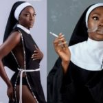 """It's A Work Of Art"" – Beverly Osu Defends Controversial Nun-Themed Photoshoot"