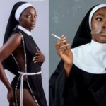 Paul Okoye, Yungsix, Annie Idibia, Others Support Beverly Osu Over Her Nun-Themed Photos