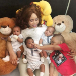 Femi Fani-Kayode Praises Wife in Touching Post, Shares Pictures Of His Sons