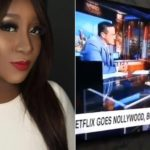 Ini Edo Calls Genevieve Nnaji Her Woman Crush After Her CNN Interview
