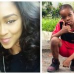D'banj's Wife Lineo Gives Wizkid's First Son The Sweetest Treatment