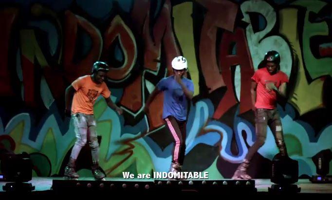 Beejay Sax & Sabrina Ozma - Indomitable