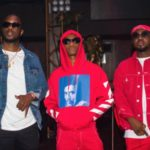Behind The Scene Photos Of Mystro 'Immediately' Video Shoot With Wizkid In London