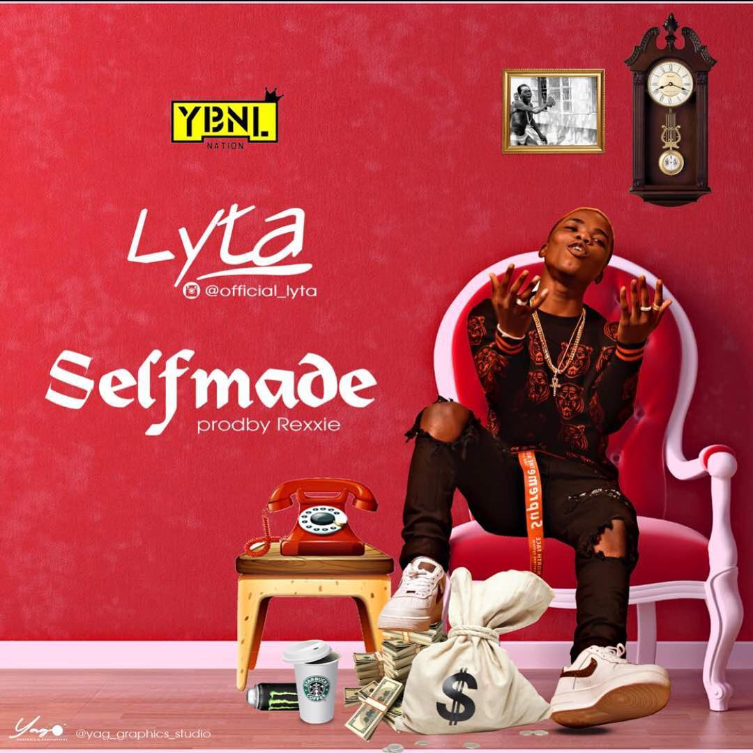 Lyta selfmade mp3 download