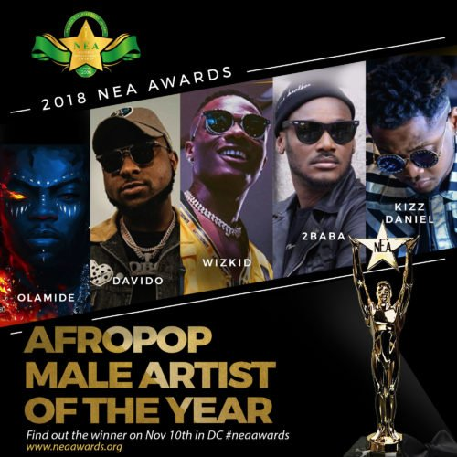 Nigerian Entertainment Awards 2018