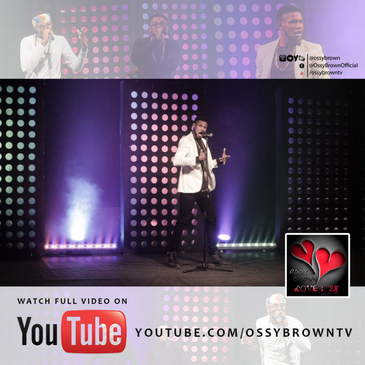 Ossy Brown Performs 'Love It 2x'