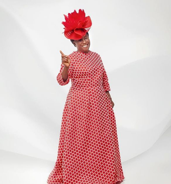 Veteran Nolloywood actress, Patience Ozokwo shares amazing new photos as she turns a year older today