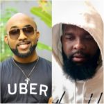 Banky W Gives Silent Reply To Oyemykke Over EME Remarks