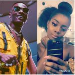 Wizkid's First Baby Mama Drags Him On Davido's Instagram Page