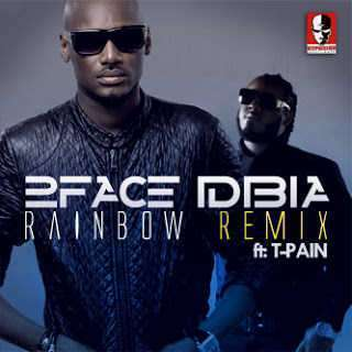 2Face - rainbow (remix) ft. T-Pain mp3