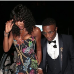 Wizkid Steps Out Hand In Hand With Super Model Naomi Campbell As His Date For Event [Photos]