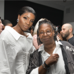Seyi Shay Spotted With Legendary Actress Whoopi Goldberg In New York