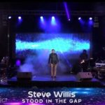 Watch Steve Williz – Stood In The Gap (Live Video)