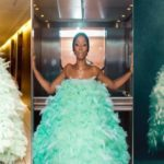 """Fashion Is Art"" – BamBam Claps Back At Those Criticizing Her AMVCA Dress"