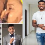 """I Struggled To Kiss Tonto Dikeh On Set The First Time I Saw Her"" – Ghanaian Actor James Gardiner Says"