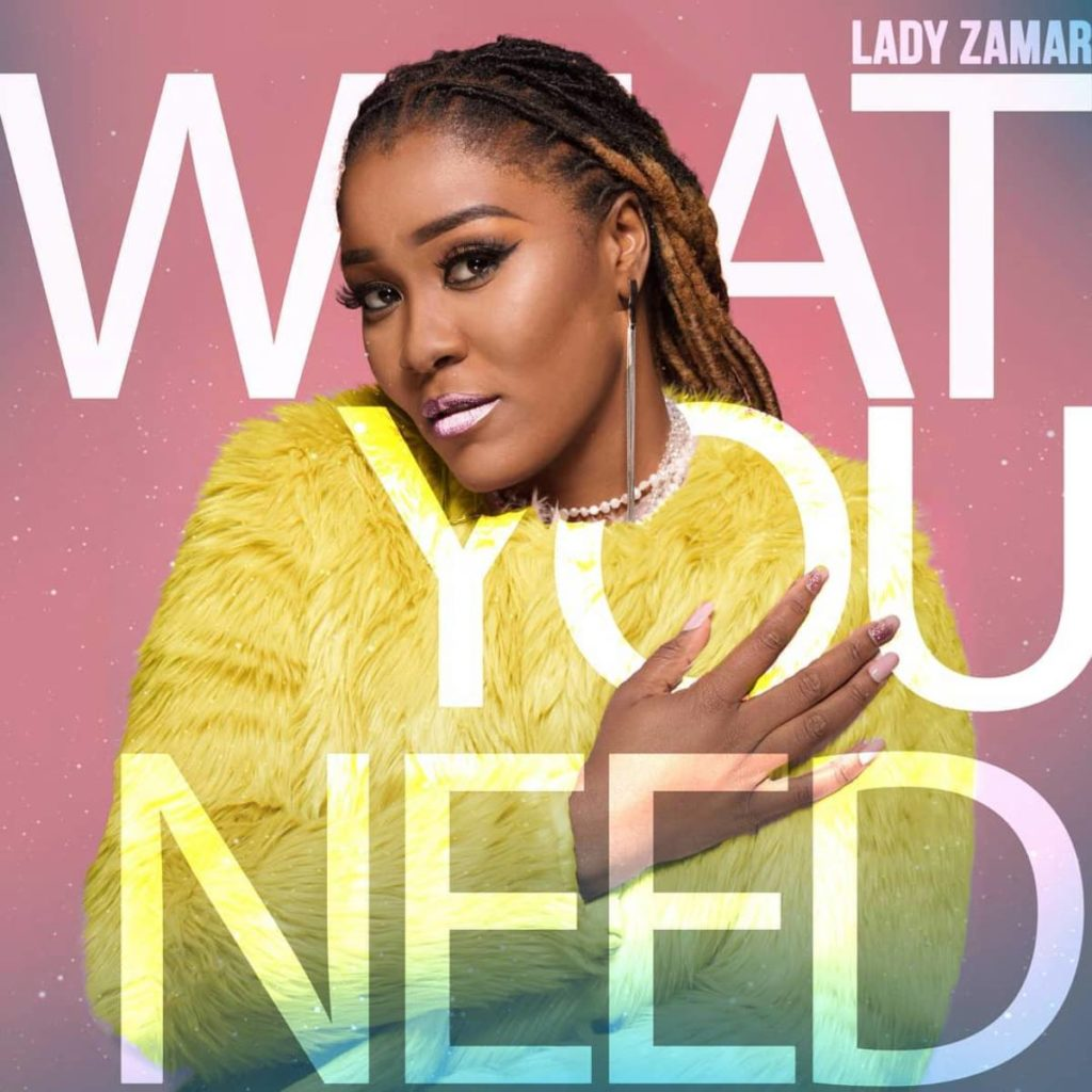 Lady Zamar What You Need mp3