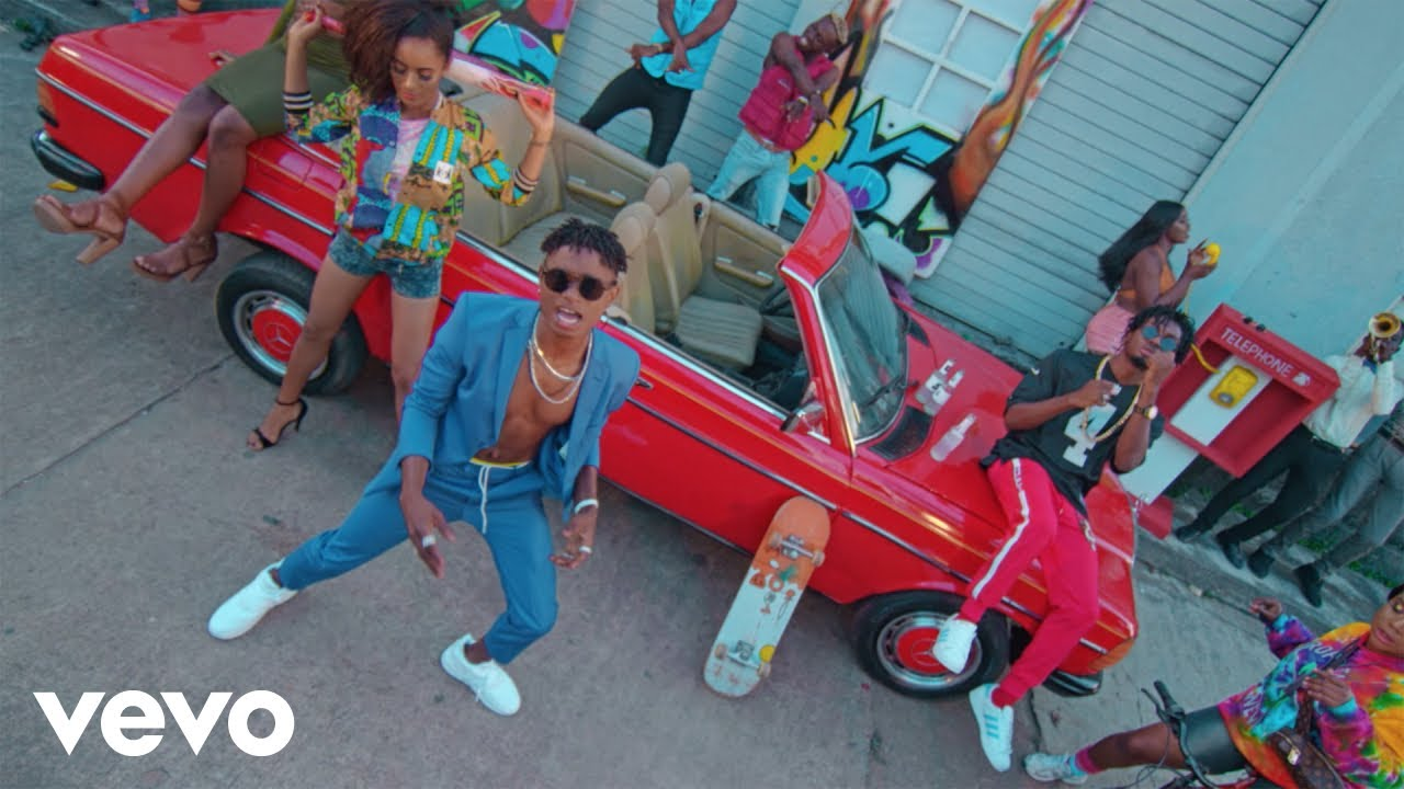 Lil Kesh flenjo ft. Duncan Mighty video download