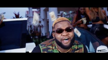 Baddest Dj Timmy - Sexy Money ft Skales video