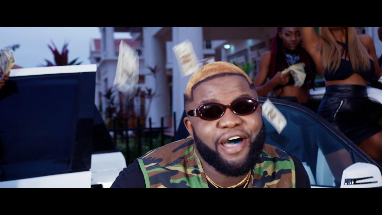Baddest Dj Timmy - Sexy Money ft Skales  video