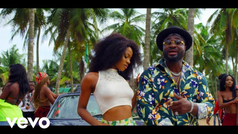 Harrysong Tekero new video