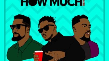 Medikal - How Much (Remix) Ft. Sarkodie x Omar Sterling