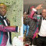 Billionaire Businessman, Michael Ikuku Loses N4M, $150k, Phones, Bag, Cheque At His Son's Wedding