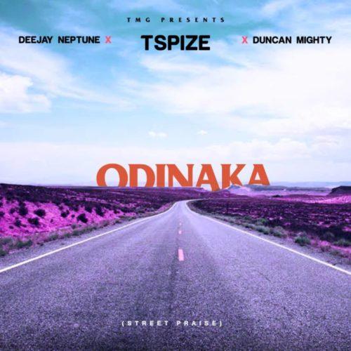 TspizeDJNeptuneDuncanMighty-Odinaka(Street Praise)mp3