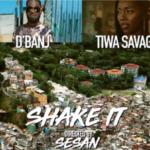 D'banj Teams Up With Tiwa Savage For New Single 'Shake It'