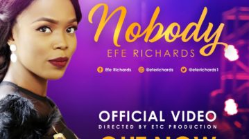 Efe Richards - Nobody