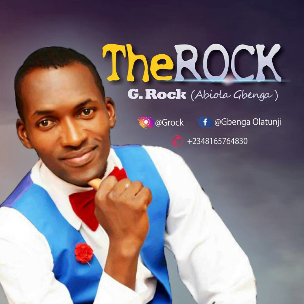 Gbenga Rock - The Rock