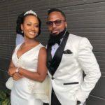 Rapper Uzikwendu Marries His Fiancee Over The Weekend