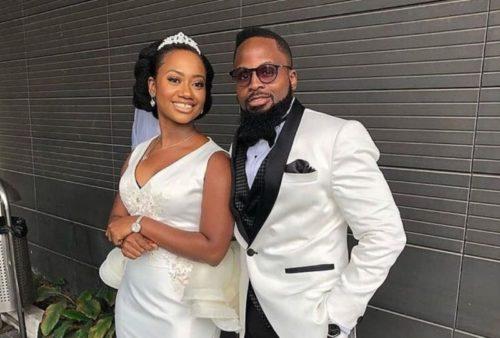 Uzikwendu weds fiancee