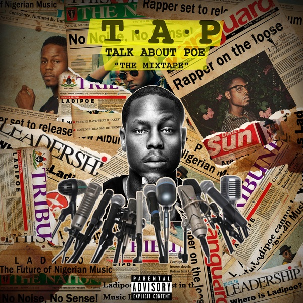 LadiPoe - hello goodbye ft. Sir Dauda