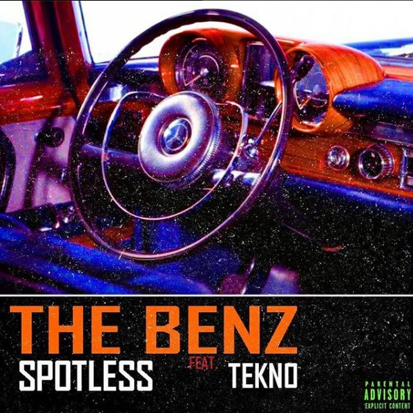 Spotless -  the Benz ft. Tekno mp3
