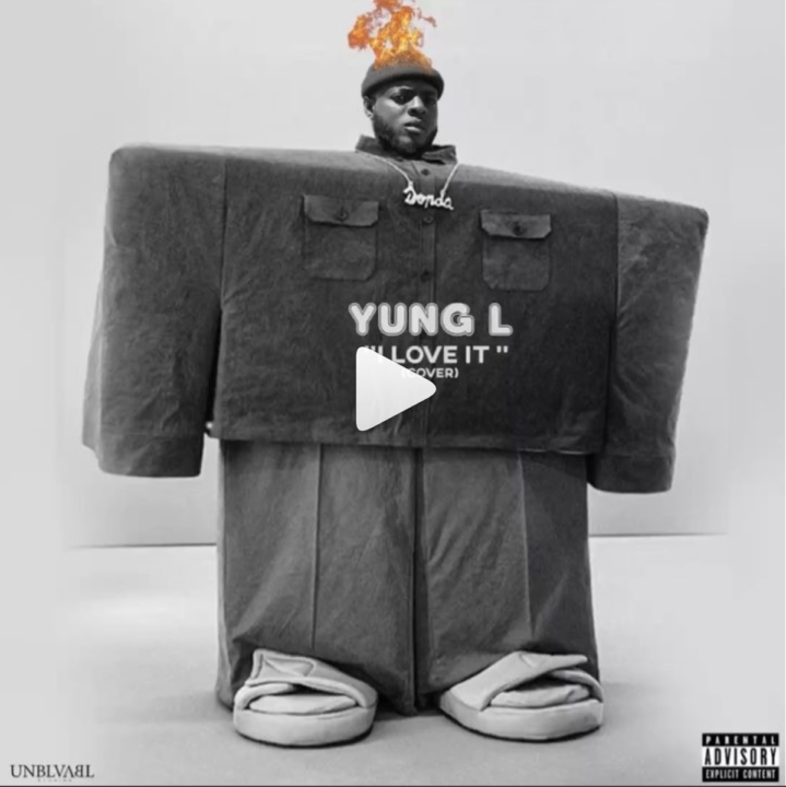 Yung L - I Love it (cover) mp3