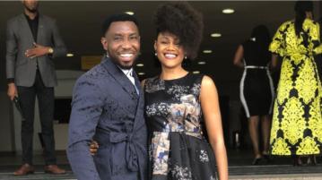 Timi Dakolo & wife Bisola Dakolo