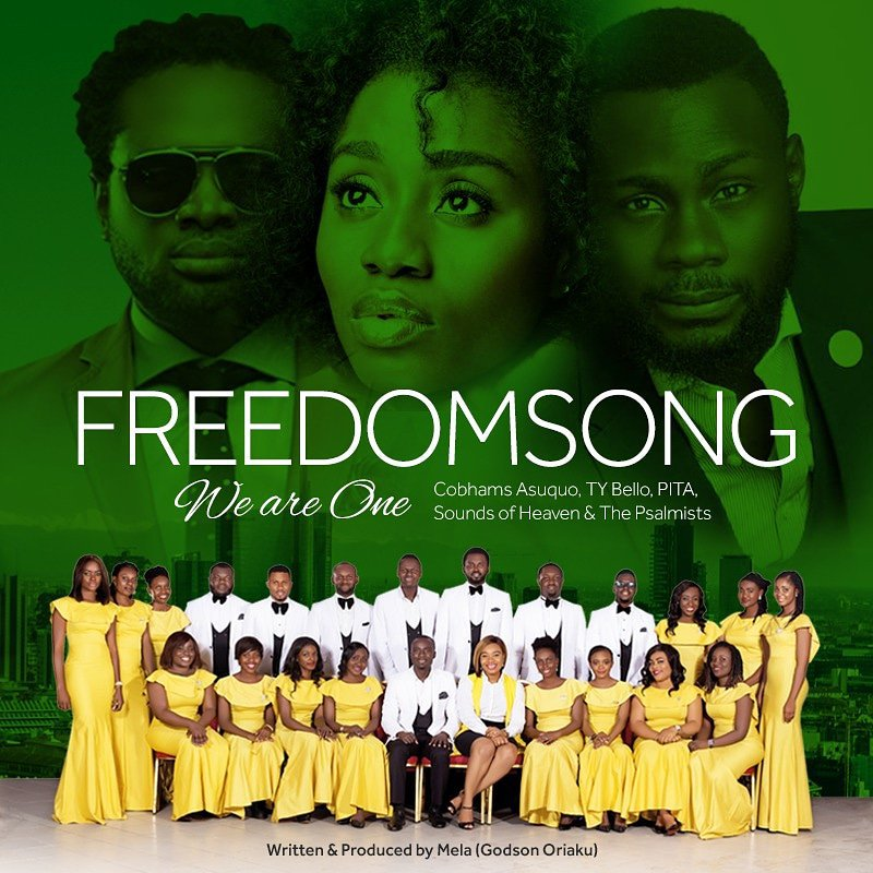 Sounds of Heaven & The Psalmists - We Are One ft. Cobhams Asuquo, TY Bello & Pita