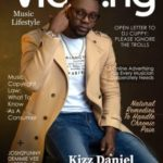 Kizz Daniel Covers Sept/Oct Edition Of Vibe Magazine