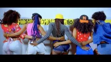 Popito ft. Skales - Gbana video