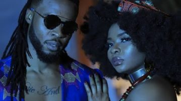 Flavour - Crazy Love ft. Yemi Alade(video)