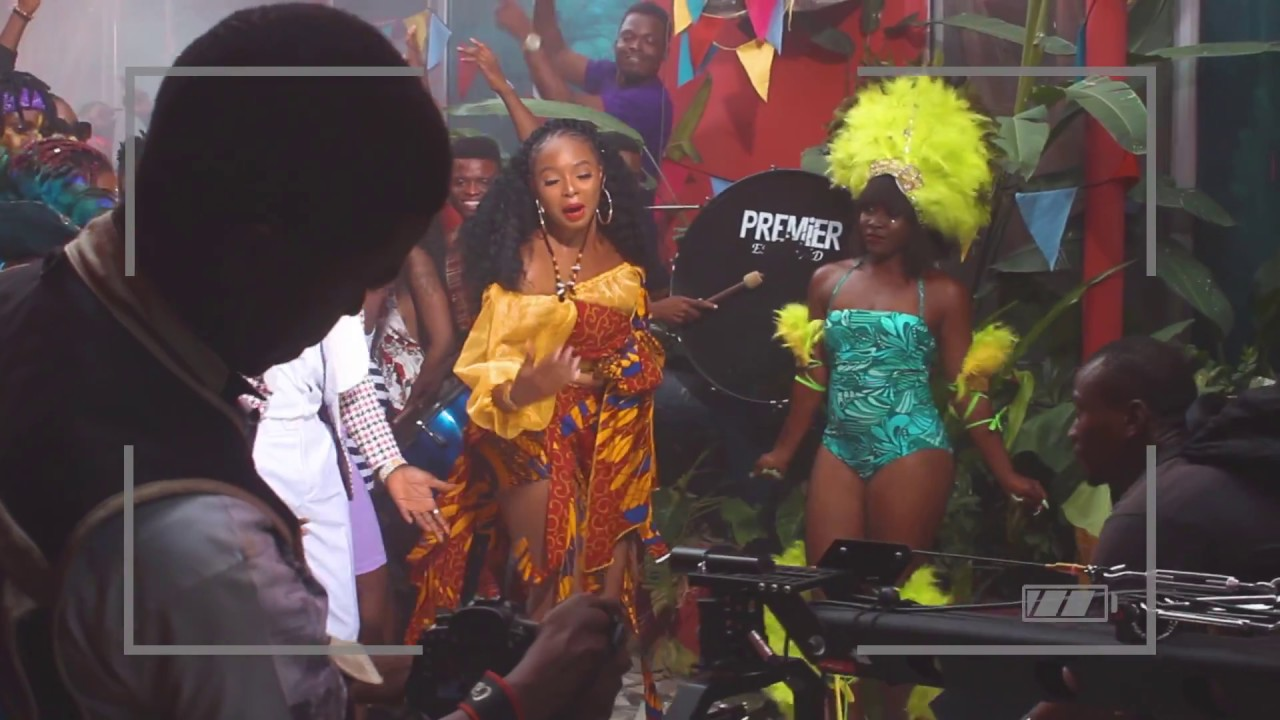 Joe EL - Celebrate ft. Yemi Alade video