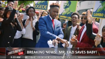 Mr Eazi - keys to the city (ogede) video