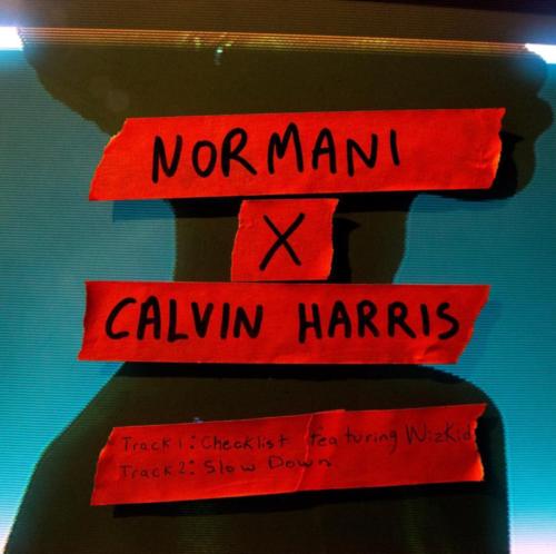 NormaniXCalvinHarris-Checklistft.Wizkid