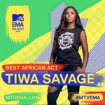 All Winners At The 2018 MTV EMA; Camila Cabello, Nicki Minaj, Tiwa Savage Pick Up Awards