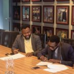 D'banj Signs New Music Partnership With Sony Music  Africa