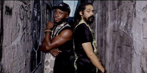 Fuse ODG - bra fie ft. Damian Marley