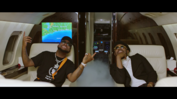 Kizz Daniel - one ticket ft. Davido video