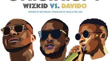 """DJ Blast Presents """"Orisirisi V"""" - Wizkid vs Davido [Mixtape]"""