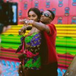 Tiwa Savage And Bestie Wizkid Go On Shopping Spree