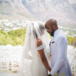 Banky W & Wife Celebrate One Wedding Anniversary